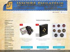 Détails : Issoire philatelie et le monde des monnaies