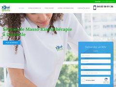 Kinésithérapeute, Kinésithérapie à Domicile à Nice