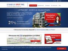 Détails : Loi Duflot 2014