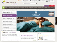 code r duction literie a domicile et codes promo 2019. Black Bedroom Furniture Sets. Home Design Ideas