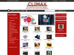 Code promo Magie Climax
