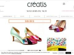 Chaussures créatis , maison de design et customisation de chaussure femme .