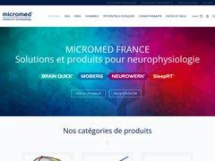 MICROMED FRANCE - ACCESSOIRES EN LIGNE