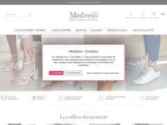 modress code promo