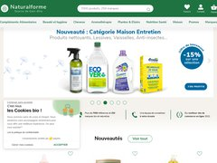 code promo Natural Forme