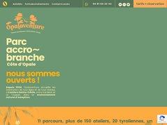Détails : Parc de loisir dans les arbres, 62, Pas-de-Calais