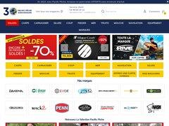 Code promo Pacific Peche 2021 et coupons valides