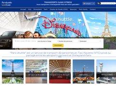 Détails : Navette aéroport d'Orly