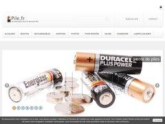 Détails : Pile alcaline en vente