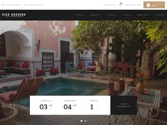 Détails : réservation riad marrakech medina
