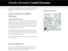 Détails : Serrurier Corbeil Essonnes