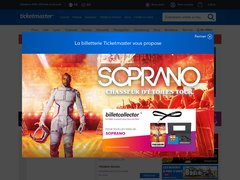 code promo Ticketnet Ticketmaster