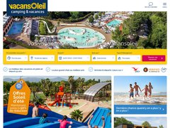 Code promo Vacansoleil