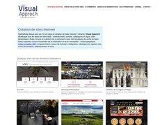 Détails : Visual Approch création sites Internet Rodez Aveyron