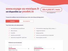 Détails : Voyages au Mexique