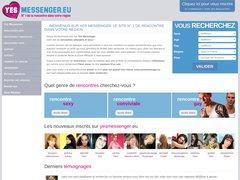 Détails :  Rencontre Yes Messenger pour célibataires