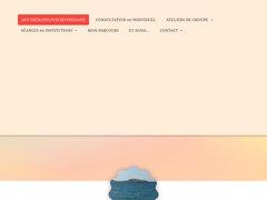 Carole Feucher-Carayon Psychotherapie                                                          Art-thérapeute clinicienne  Pour enfants, adolescents, adultes