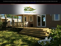 Camping Dordogne - camping 3 étoiles Périgord - camping le daguet daglan -