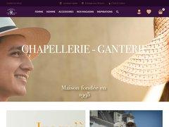 Chapellerie ganterie maroquinerie - Nos produits Panama Borsalino Soway,chapeaux hiver