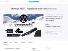 Montaign addcit : Accessoires de ski - ski accessories