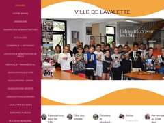 Site de la ville de Lavalette dans l'Aude - Mairie - Informations et Actualités - site officielle de Lavalette