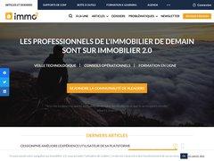 actualité du marché de l'immobilier sur immo2.pro