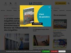 actualité du marché de l'immobilier sur inegalites.fr