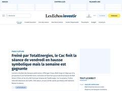actualité du marché de l'immobilier sur investir.lesechos.fr