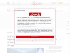 actualité du marché de l'immobilier sur lasavoie.fr