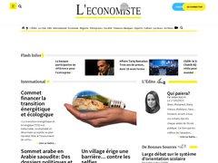 actualité du marché de l'immobilier sur leconomiste.com