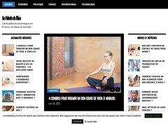 actualité du marché de l'immobilier sur lemondedeleco.fr
