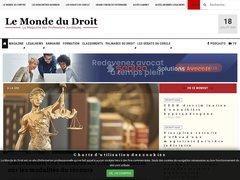 actualité du marché de l'immobilier sur lemondedudroit.fr