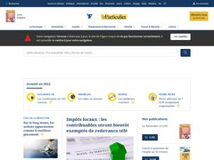 actualité du marché de l'immobilier sur leparticulier.lefigaro.fr