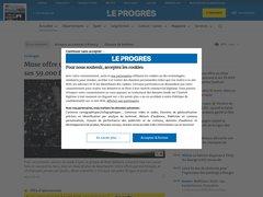 actualité du marché de l'immobilier sur leprogres.fr
