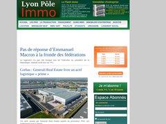 actualité du marché de l'immobilier sur lyonpoleimmo.com
