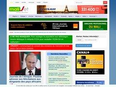 actualité du marché de l'immobilier sur malijet.com