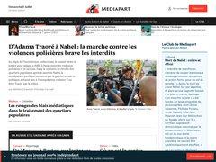 actualité du marché de l'immobilier sur mediapart.fr