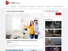 actualité du marché de l'immobilier sur news.lesiteimmo.com
