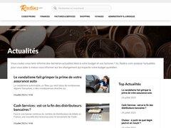 actualité du marché de l'immobilier sur news.radins.com