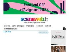 avis sceneweb.fr