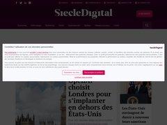 actualité du marché de l'immobilier sur siecledigital.fr