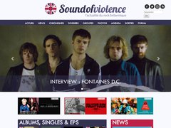 avis soundofviolence.net