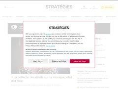 actualité du marché de l'immobilier sur strategies.fr