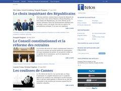 actualité du marché de l'immobilier sur telos-eu.com