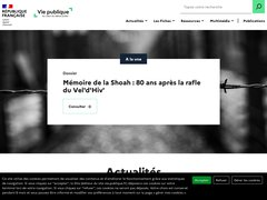 actualité du marché de l'immobilier sur vie-publique.fr