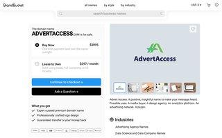 AdvertAccess.com - Régie publicitaire web au CPM