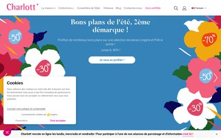 Devenir VDI en lingerie chez Charlott' Lingerie