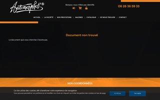 Site internet de La Laborieuse réalisé par SITTI