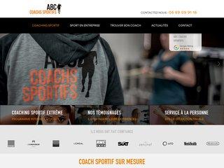 Détails : Coach sportif à domicile Paris et Ile de France