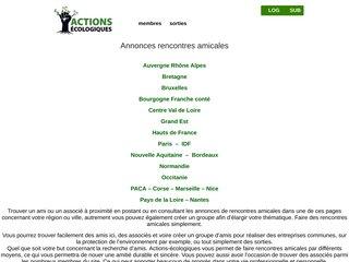Détails : Actions-ecologiques.fr, des solutions écologiques crédibles